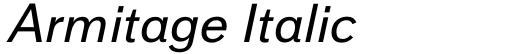 Armitage Italic