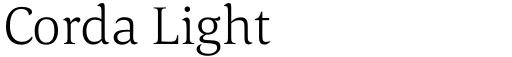 Corda Light