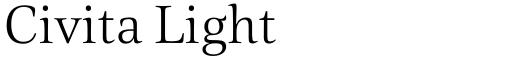 Civita Light