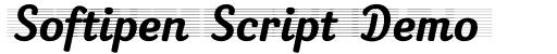 Softipen Script Demo