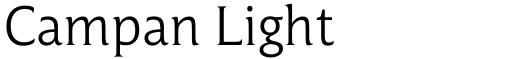 Campan Light