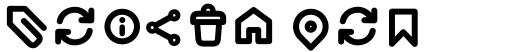 Arista Pro Icons SemiBold