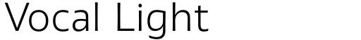 Vocal Light