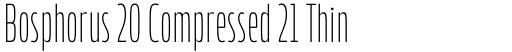 Bosphorus 20 Compressed 21 Thin