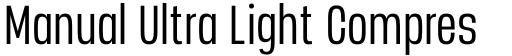 Manual Ultra Light Compressed