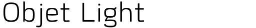 Objet Light