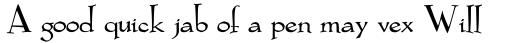 Candlemas sample