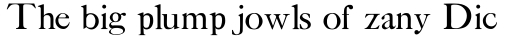 Caswallon Archaic Text sample