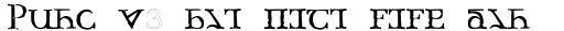 Crivar Formal sample
