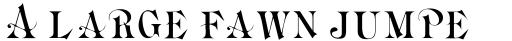 Mazarin sample