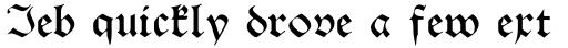 Theodoric sample