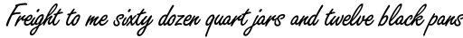 Freestyle Script sample