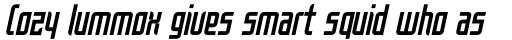 FF Rosetta Italic sample