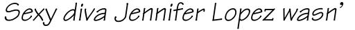 Tekton Oblique sample