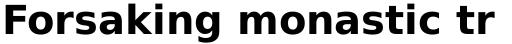 Prima Sans Bold sample