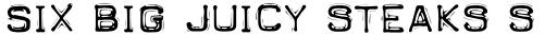 DimeOtype Regular sample