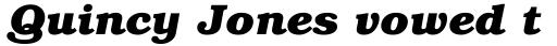 ITC Bookman Bold Italic sample