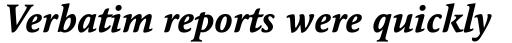 Maxime Bold Italic sample