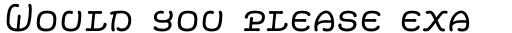 Elementis Std Regular SC sample