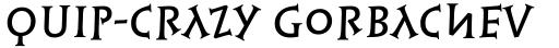 Syntax Lapidar Serif Display Medium sample