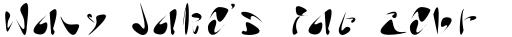 Linotype Araby Rafique sample
