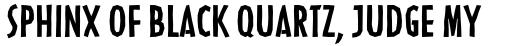 Linotype Nordica Bold sample