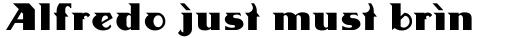 Linotype Dharma Regular sample