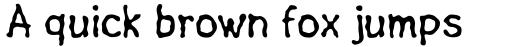 Linotype Fluxus sample