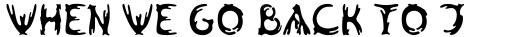 LinotypeAlgologfont sample