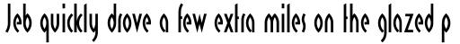 Linotype Reducta sample