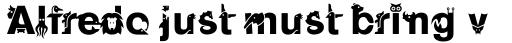 Linotype Animalia sample