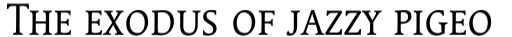 Linotype Syntax Serif SC Regular sample