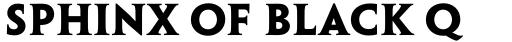Penumbra Serif Std Bold sample