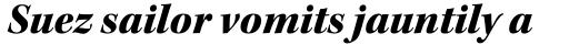 Kepler Std SubHead Black Italic sample
