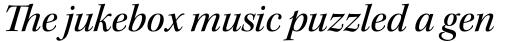Kepler Std SubHead Medium Italic sample