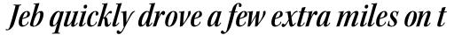 Kepler Std SubHead Cond SemiBold Italic sample