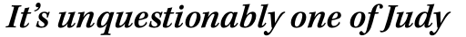 Kepler Std Caption SemiCond SemiBold Italic sample