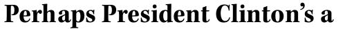 Kepler Std SemiCond Bold sample