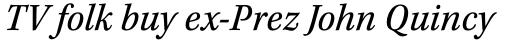 Kepler Std Caption SemiCond Italic sample