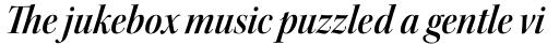 Kepler Std Display SemiCond SemiBold Italic sample
