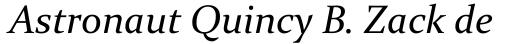 Constantia Italic sample