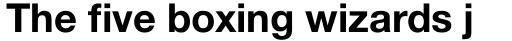 Helvetica Neue LT Std 75 Bold sample