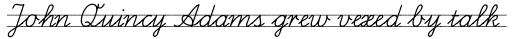 FF Schulschrift OTB Linien Zwei sample
