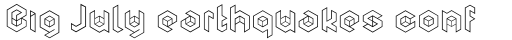 Cubic Thin sample