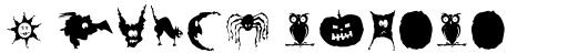 Spooky Symbols sample