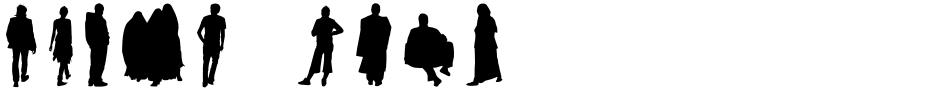 Click to view Brick Lane font, character set and sample text