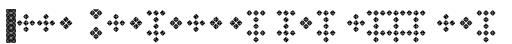 Priori Acute Serif Ornaments sample