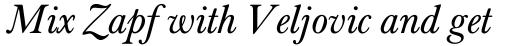 Baskerville Classico Italic sample