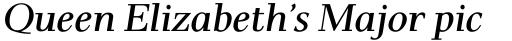 Pax #2 Italic sample