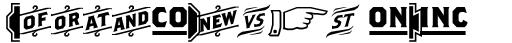 Brothers Word Logos sample